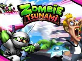 Zombie Tsunami Fun Arcade Game